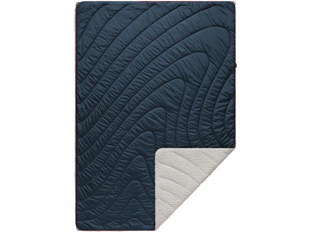 Rumpl Sherpa Puffy Blanket 1P, blauw